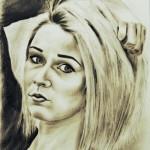 Portret ze zdjęcia na zamówienie Poznań 1