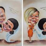karykatury ze zdjęcia 93